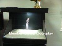 180 degree One Side View Holographic Showcase,Advertising Showcase,Pyramid Hologram Display,Holographic Advertising Showcase