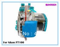 Underwater camera for diving camara waterproof case for Nikon P7100
