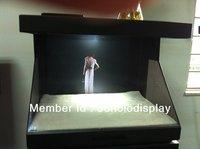 180 degree Hologram Display Showcase,Advertising Showcase,One side View Hologram Display,Holographic Advertising Showcase