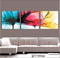 Picture frameless hand painted oil painting on canvas abstract paintings 001
