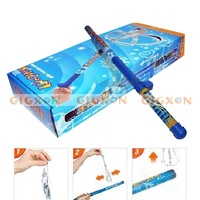 Harry Porter magic sticker toys fun flying stick magic wand