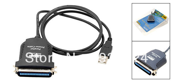 Laptop Printer Cable Ieee1284 Printer Cable For