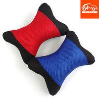 Car sandwich car headrest neck pillows cushion pad pillow auto upholstery decoration supplies