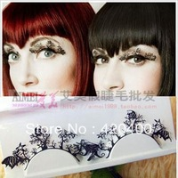 Paper cutting false eyelashes paperself style fish paper star paragraph