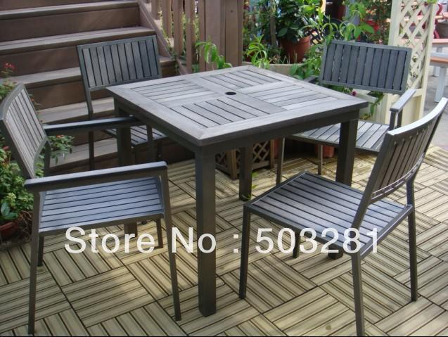 Moderne mobilier d 39 ext rieur en osier magasin darticles for Set de table en osier