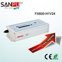 cheap dual supply circuit