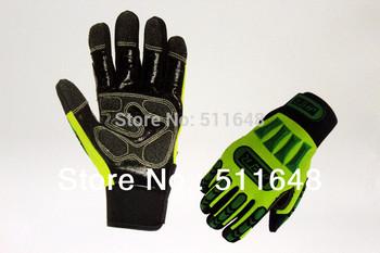 0321 Cut Resistant Mechanical Gloves,Silica gel Gloves,Shockproof gloves free shipping
