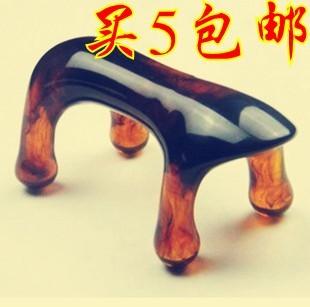 Dog massage beeswax dog power tiger of the meridian cervical vertebra massage waist neck spine device