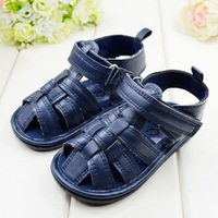 CL0177 Fashion Brand High quality Sandals Baby Children Shoes, Hot Soft Outsole Baby Kids Shoes, Size 13cm, 14cm, 15cm