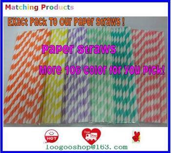 "DHL$10 off per $300 order , Chevron Paper Straws 25 pcs/bag, 140 Color,Striped and Polka Dot , 8"" length, free via EMS,DHL,FEDEX"