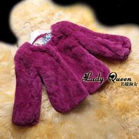 Fur rabbit fur 2013 rex rabbit hair fur short design female outerwear