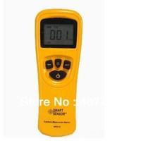 Hand-held smart sensor portable carbon monoxide meter  CO gas detector Measuring range 0-1000PPM  free shipping