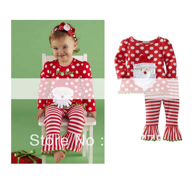 2013 new autumnbaby 2pcs suits long sleeved stripe t shirt bib apps