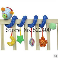 NEW 1PC/Lot  PP Cotton Soft Animal  Baby Bee Bell Rattles & Mobiles Doll Children Child Baby Plush&Stuffed Toys Birthday Gift