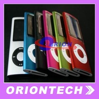 NEW 9 COLORS 8GB FM VIDEO 4TH GEN MP3 MP4 PLAYER flip player FREE SHIP