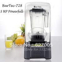 Bartec commercial blenders BTC-728 Commercial bar Blender / Ice crushing / Blending/Mixing /Smoothie maker FREE SHIPPING