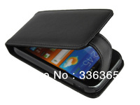 4Color High Quality Leather Case For Samsung Galaxy Ace 2 i8160 Doormoon Pouch Bag Free Shipping