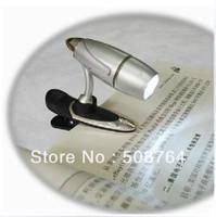 Creativity Led mini books clip Lamp , Electronic paper book Reading Table Lamp Free Shipping