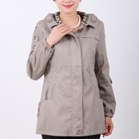 Free shipping fall autumn 2013 winter new arrival women designer brand fashion slim large plus size windbreak  dust  coat