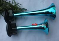 Motorcycle air horn 12v air horn pump single horn