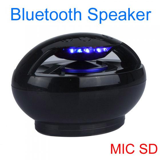 SD Card Bluetooth Speaker