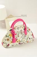 Vintage decorative pattern shell bags handbag messenger bag vintage bag women's bag
