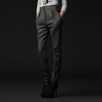 Hot selling Brand Women's Pants Woolen trousers pants casual pants high waist pants 2013 New style Wholesale