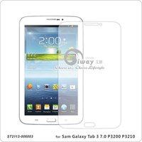 for Samsung Galaxy Tab 3 7.0 P3200 P3210 , non fingerprint Matt /Anti-Glare  transparent Screen Protector without retail pa