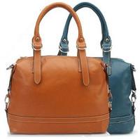 2012 women's genuine leather handbag first layer of cowhide cross-body handbag one shoulder women's handbag
