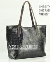 Fashion brief ol shoulder bag big bag