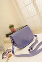 2013 vintage messenger bag candy color small fresh women's cross-body shoulder bag handbag small messenger bag