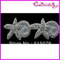 New Arrive Bridal crystal rhinestone chain trimming