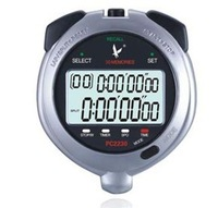 LEAP stopwatch PC2230  2rows 30 emories  ability Digital Chronograph Sports Timer for teaching