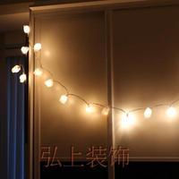 Silk flower dangxiang 20 wedding small christmas gift child lighting string