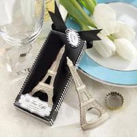 Practical Party Favor Gift Eiffel Tower Design Bottle Opener Christmas Wedding Bridal Shower baptism Party Favor Gift Boxed