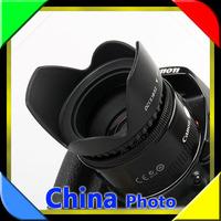 2PCS 52mm Flower Shape Lens Hood For Nikon D5100 D3100 D60 D5000 18-55mm f/3.5-5.6