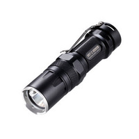 Free shipping Nitecore SRT3 CREE XM-L (XM-L2 T6) LED 550 lumens flashlight smart selector ring Waterproof Rescue Search Torch