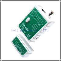 RJ45 RJ11 BNC Cable Test  Meter  Mini Lan Cable Tester