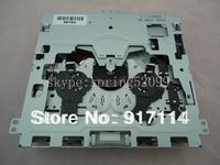 Brand new fujitsu ten single CD loader OPTIMA-726 mechanism with 3 supports for Fujitsu car radio tuner