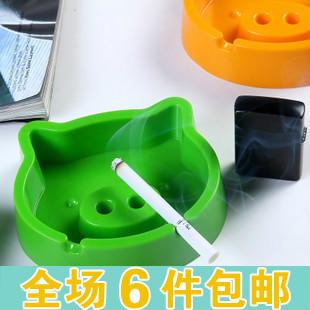 Derlook - - ashtray cigarette ash container gift