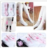 2pcs/lot free shipping best selling ballet girl stocking,baby leggings,children pants girl pantyhose baby stocking