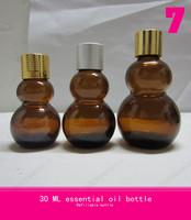 30 ML glass oil bottle ,free shipping square refillable bottle ,30 ml glass spray bottles