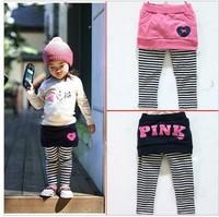 retail Free shipping hot selling!Spring autumn baby girls leggings pants skirt ,PP pants,Children Skirt Pants