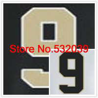 2012 New Brand Stitched New Orleans #9 Drew Brees American Football Elite Jerseys, Accept Dropping Shipping.