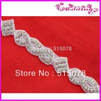New Arrive Bridal Hot sell bridal rhinestone embellishment