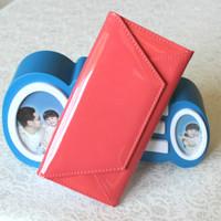 2013 summer hot-selling women's wallet long design fresh brief fashion wallet female, free shipping