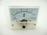 85C1 Analogue DC Current Panel AMP Meter Amperemeter 0-5A