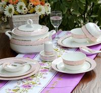 56 ceramic tableware bone china set bone china bowl ceramics porcelain gift