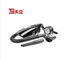Hot selling China best quality Tianya v3118 car vacuum cleaner car supplies car high power 120w with floodlight(China (Mainland))
