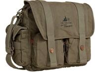 Men Male Women Canvas Shoulder Messenger School Book Bag Satchel Crossbody bag 1836